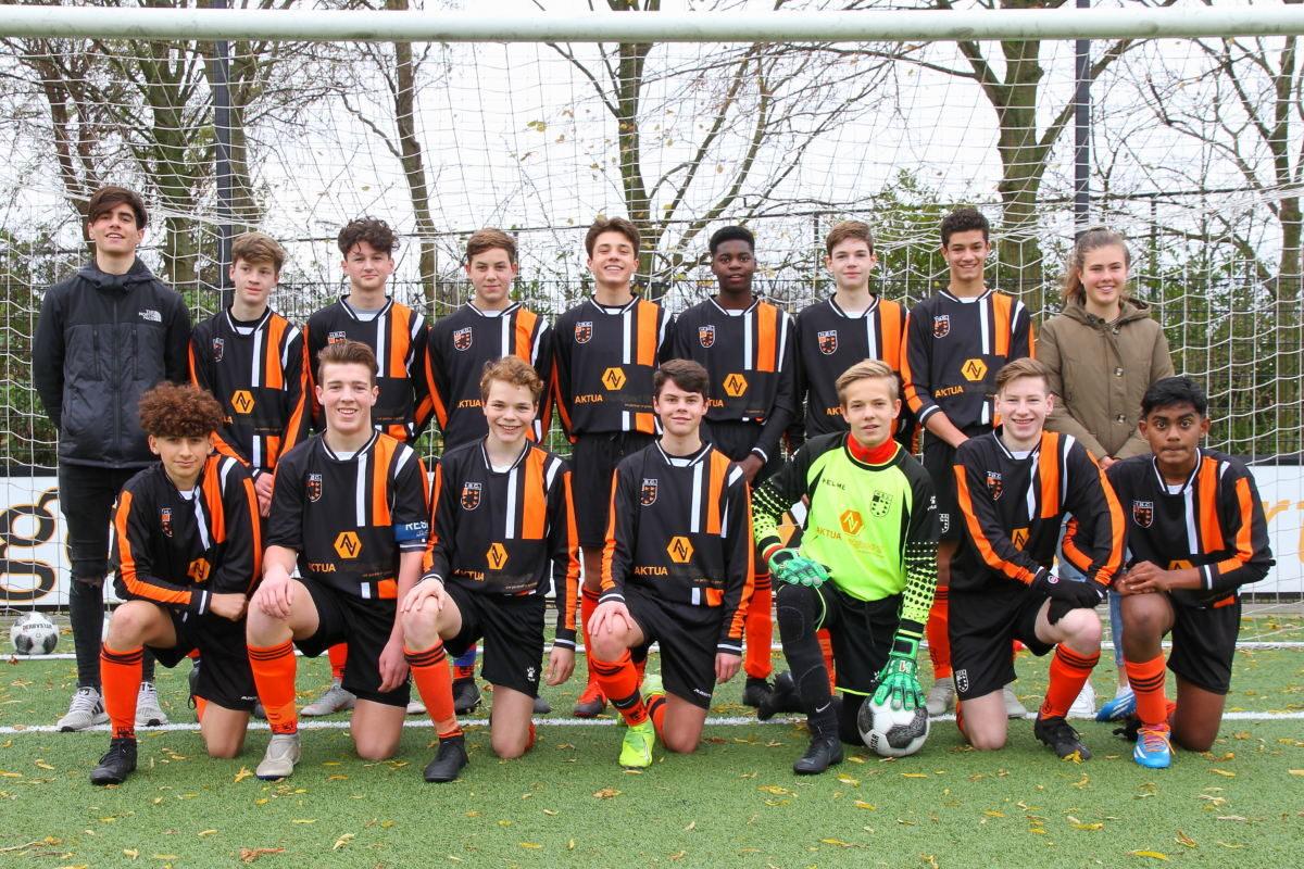 HBC Voetbal | JO17-2