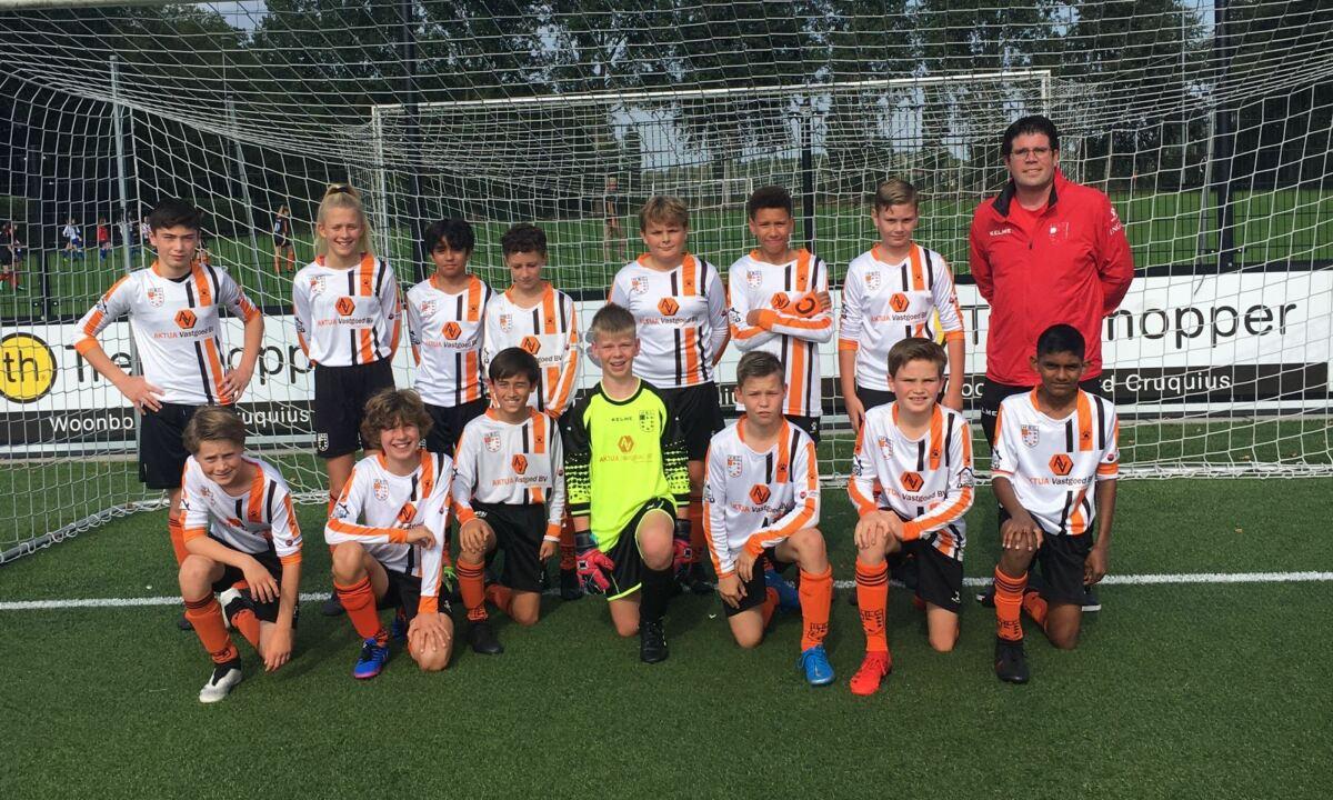 HBC Voetbal   JO13-1