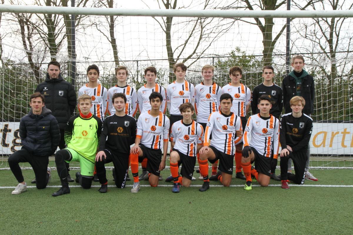 HBC Voetbal | JO17-1
