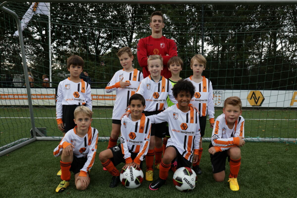 HBC Voetbal | JO9-1