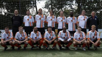 HBC Voetbal - Zaterdag 1 - 20202021