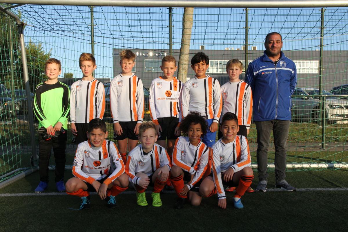 HBC Voetbal | JO11-2