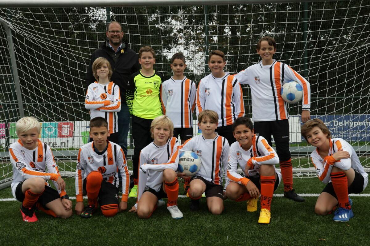 HBC Voetbal   JO12-3