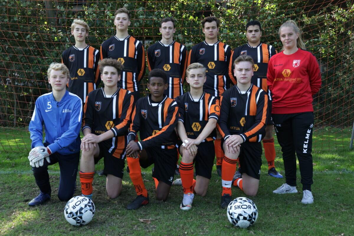 HBC Voetbal | JO17-3