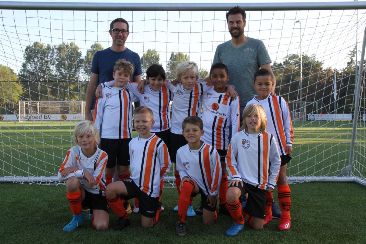 HBC Voetbal | JO10-4