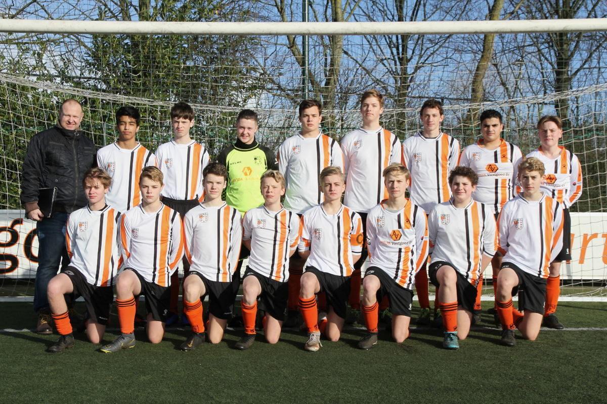 HBC Voetbal   JO16-2