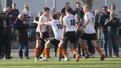 HBC Voetbal/© Foto United Photos / Rob van Wieringen