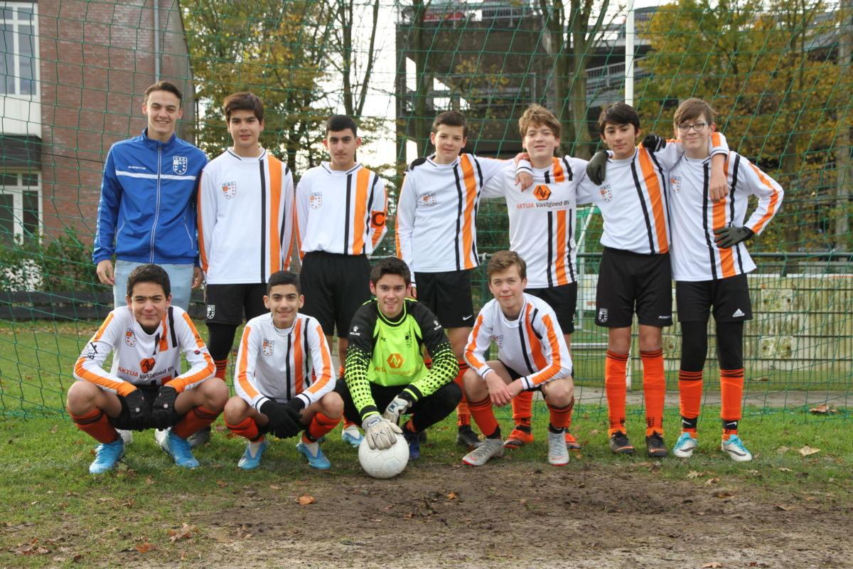 HBC Voetbal | JO15-4