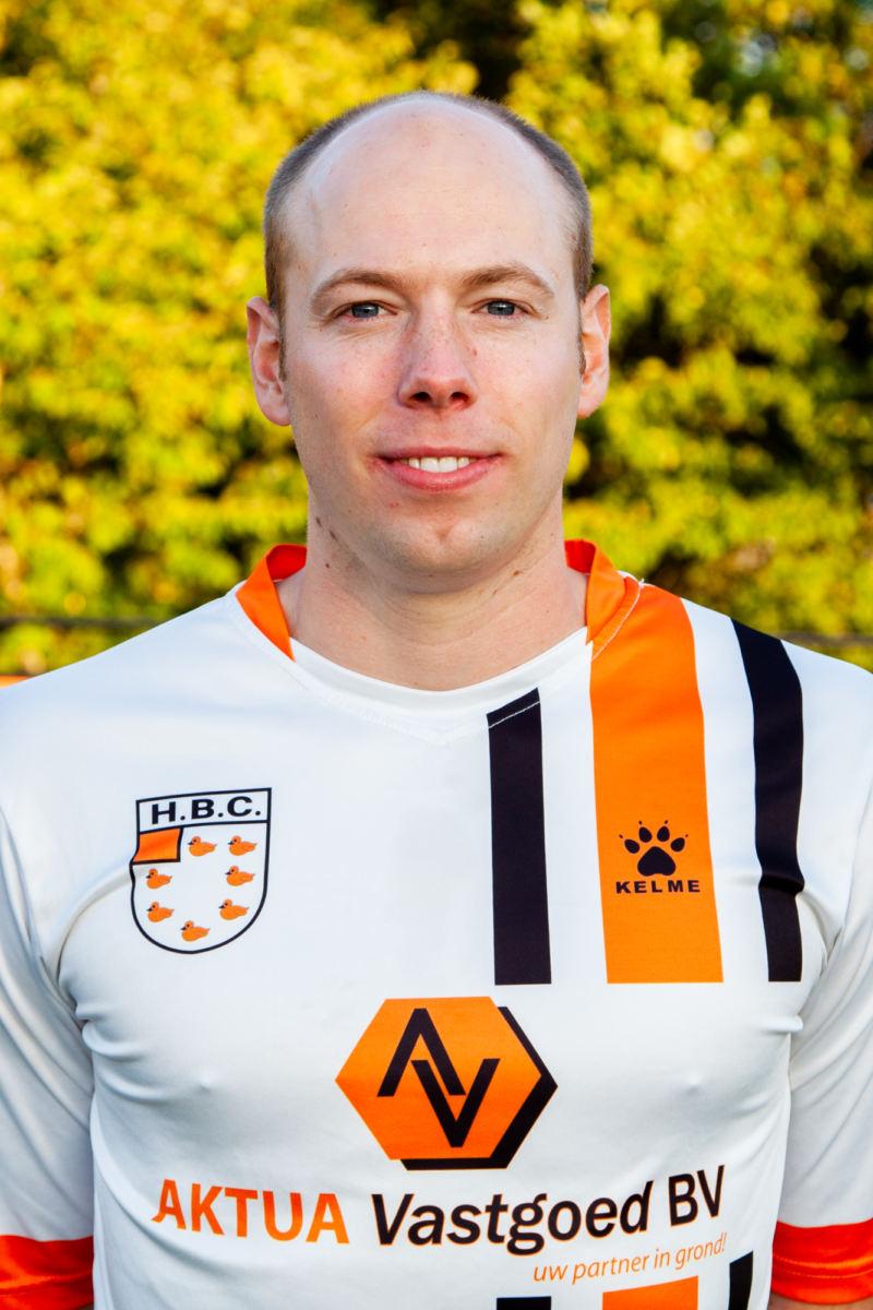 HBC Voetbal | Neil van Hooff