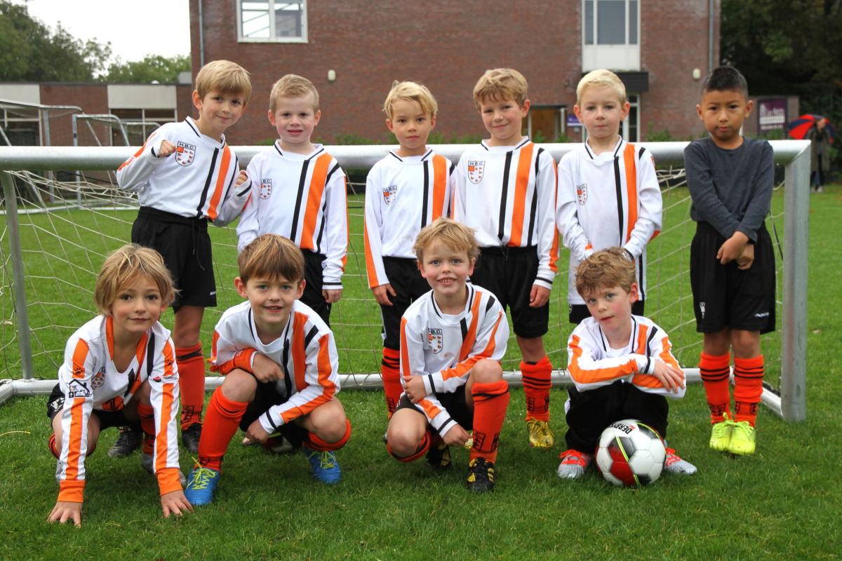 HBC Voetbal | Mini's 2