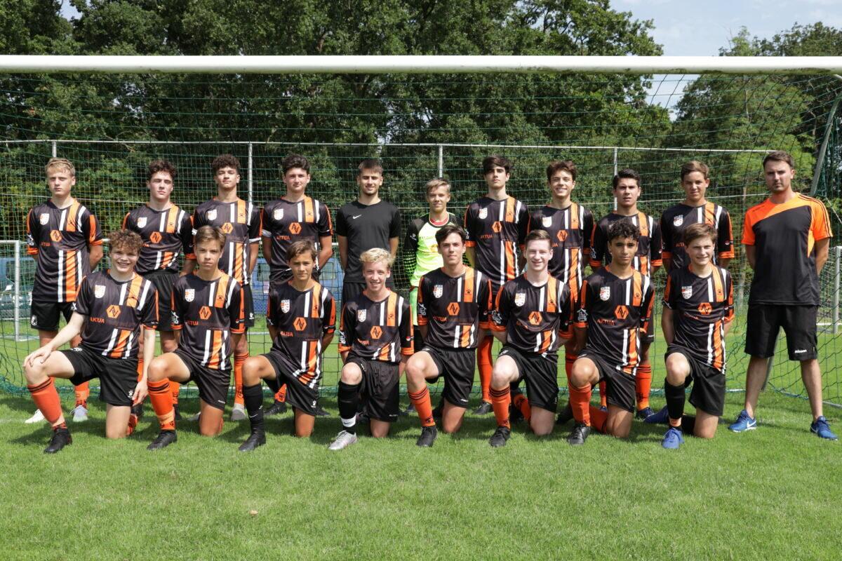 HBC Voetbal | JO17-1 (ZO) - 20202021