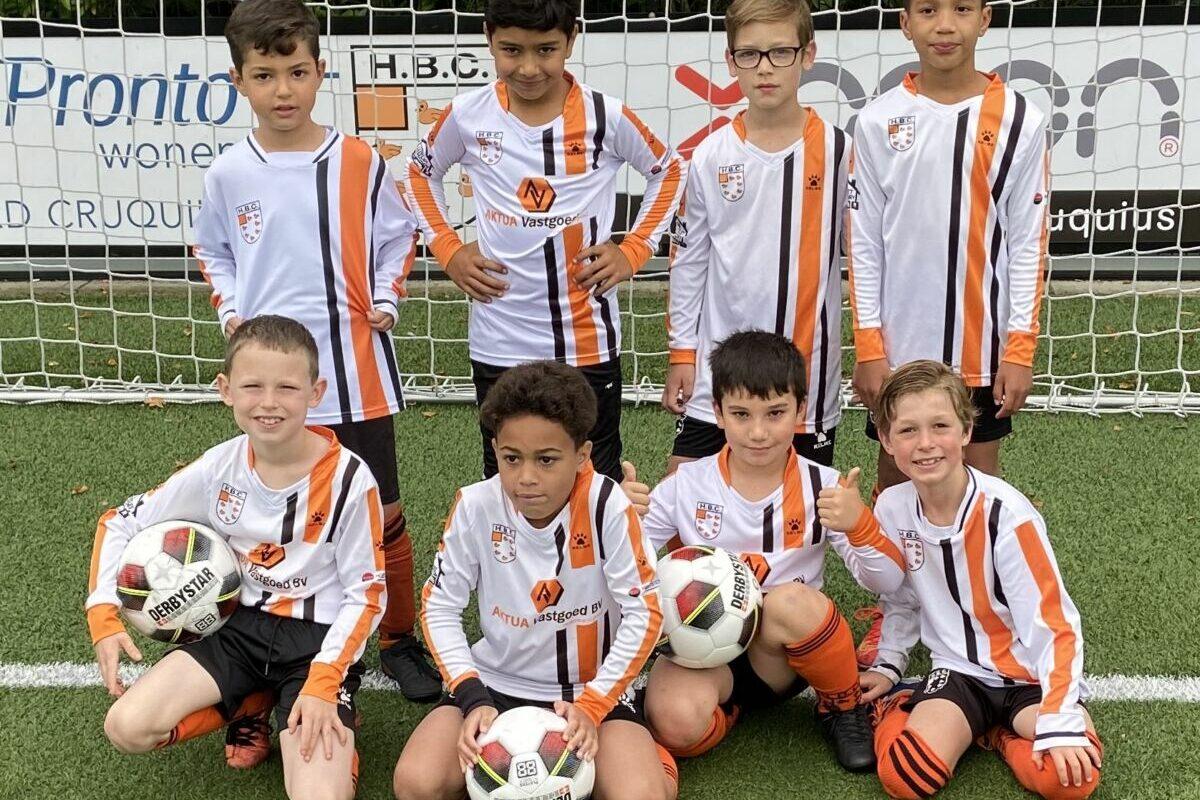 HBC Voetbal - JO9-5 (20212022)