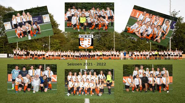 HBC Voetbal | Meidenvoetbal